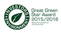 Investors in the Environment Green Award