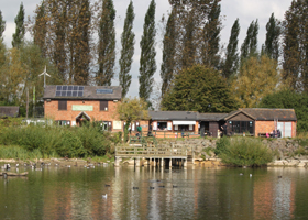 Country park visitors centre