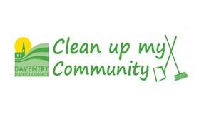 Clean Up My Community web logo