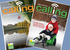 Daventry Calling promo