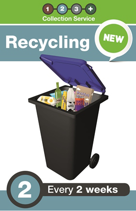 123 blue lid bin recycling graphic 280